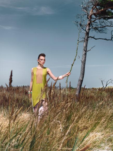 art nature woman