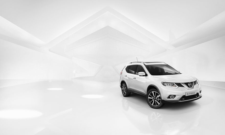 nissan - x-trail leaflet update