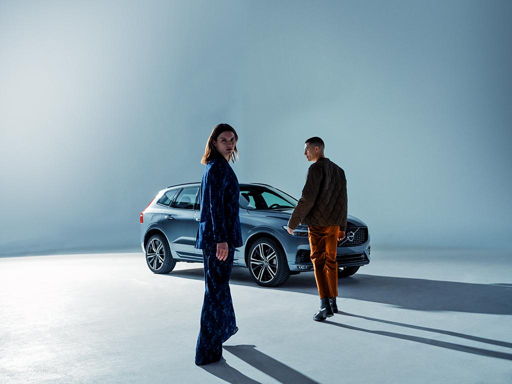 Volvo XC60 – Studio Özgür Albayrak