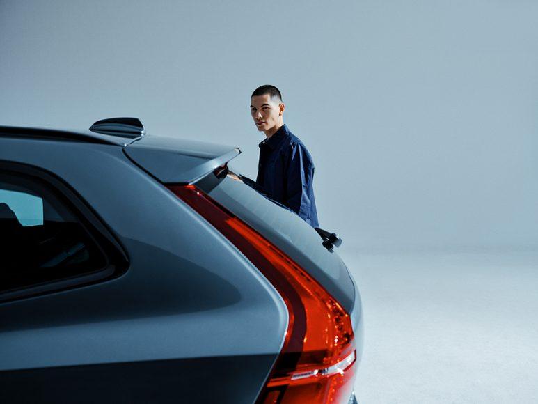 Volvo XC60 – Studio